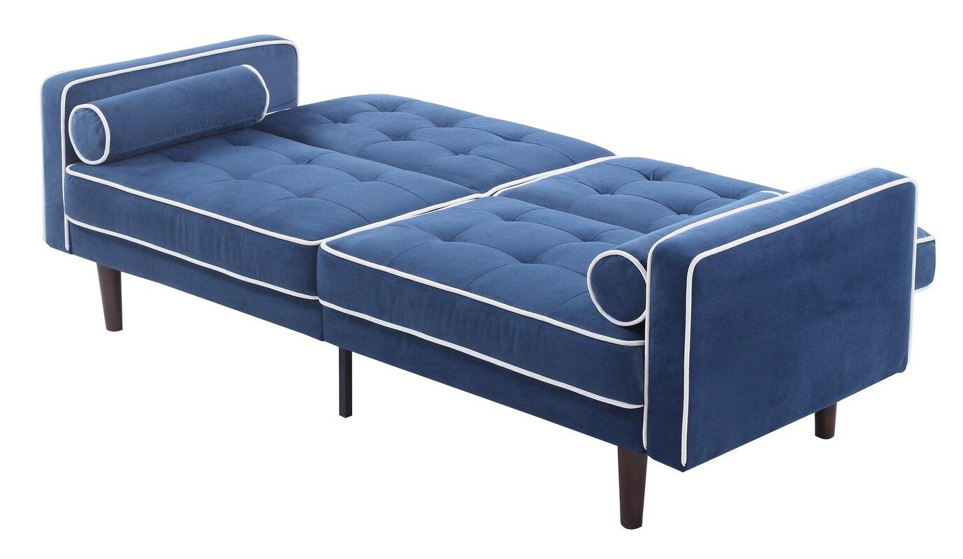 mid century modern convertible sofa. madison home usa mid century modern convertible sofa  reviews