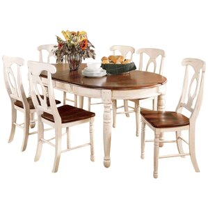 Beautiful Shelburne Extendable Dining Table