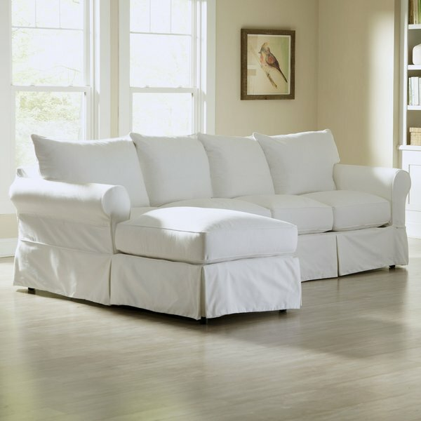 Jameson Upholstered Sofa With Chaise