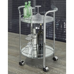 Jeffries Bar Cart