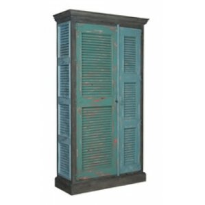 Newport Shutter Armoire by Rosecliff Heights
