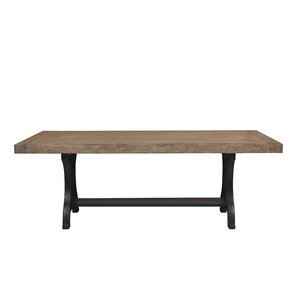 Coulonge Plank Style Dining Table by Laurel Foundry Modern Farmhouse