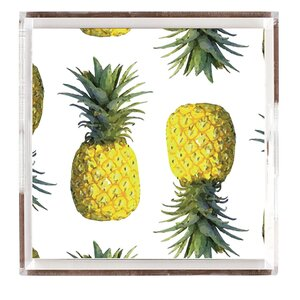 Pineapples Tray