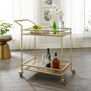 Tilly Serving Bar Cart