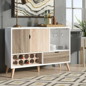 Rogerson Contemporary Server by Mercury Row