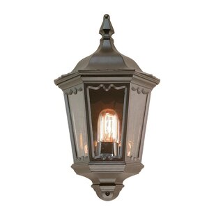 Pir security lights youll love wayfair 1 light outdoor wall lantern with motion sensor aloadofball Choice Image