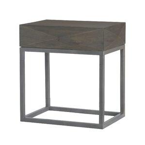 Norridge End Table by Brayden Studio