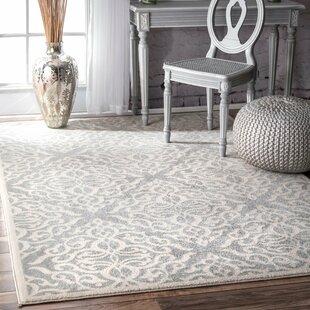 Living Room Area Rug | Gray Silver Rugs You Ll Love Wayfair