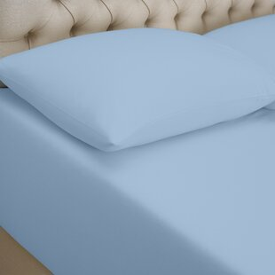 150 Thread Count Jersey Cotton Fitted Sheet