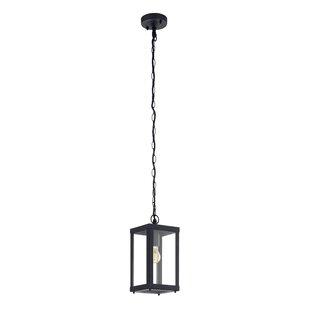 Alamonte 1 Light Outdoor Hanging Lantern by Eglo