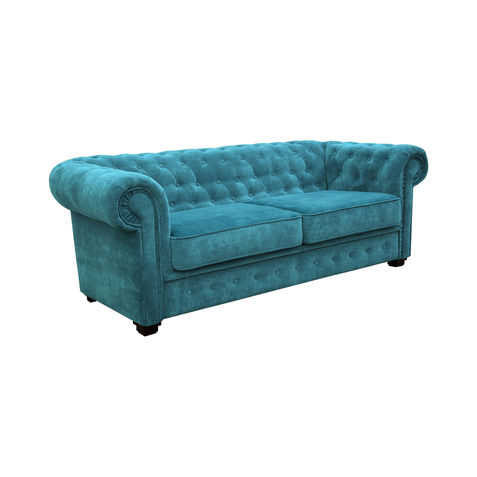 Petrol Blue Sofa Wayfair Co Uk