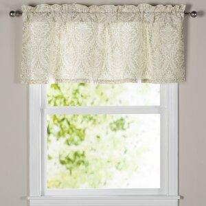 Donnington Box Pleat Tier Curtain