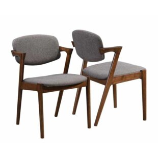 Brockway Upholstered Dining Chair (Set of 2)