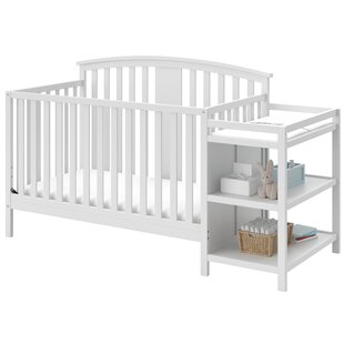 Delicieux Crib U0026 Changing Table Combo
