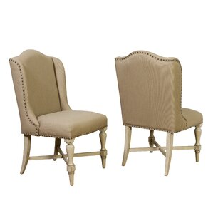 Napa Valley Arm Chair (Set of 2) by Sa..