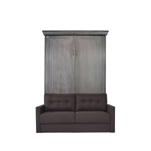 Murphy bed couch combo Folds Out Wall Quickview Wayfair Murphy Bed Sofa Combo Wayfair