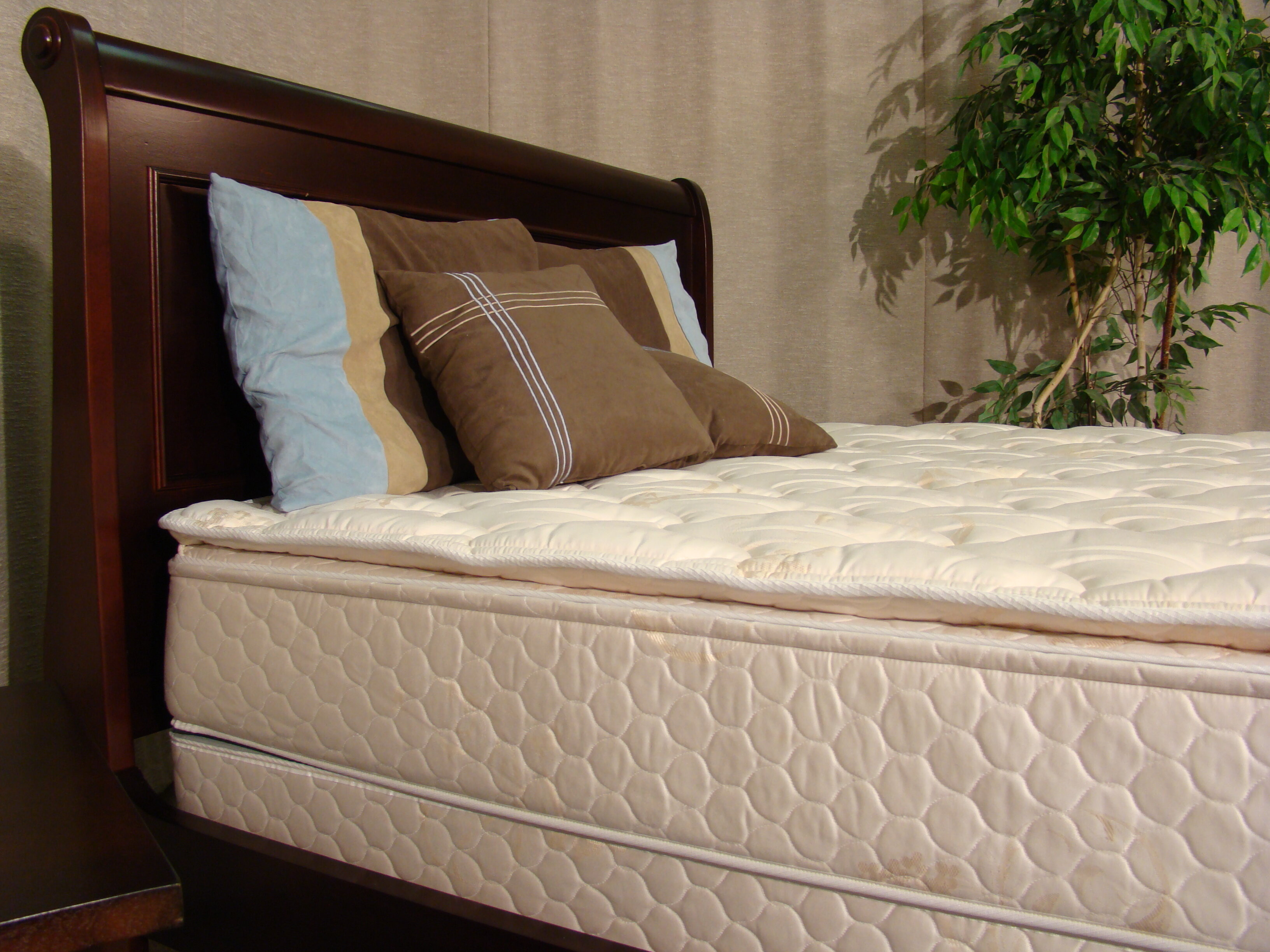 zoom bed guest up upgraded elevated mattress air with blow etekcity frame product raised