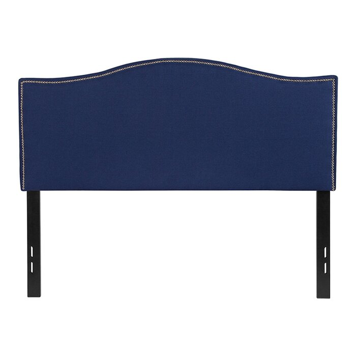 Million Fabric Upholstered Panel Headboard