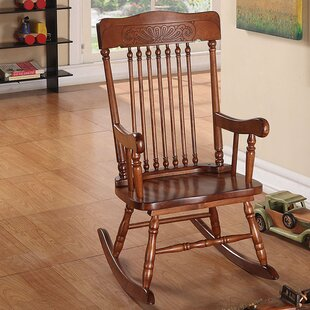 Kloris Traditional Youth Rocking Chair