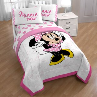Minnie Mouse Bedroom Set Wayfair