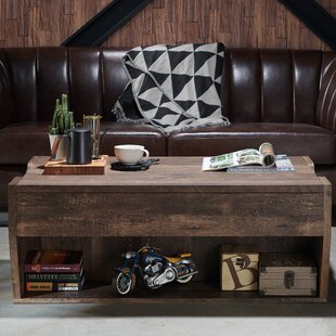 e0dbf5c3a73a Macsen Edwards Lift Top Coffee Table. by Gracie Oaks