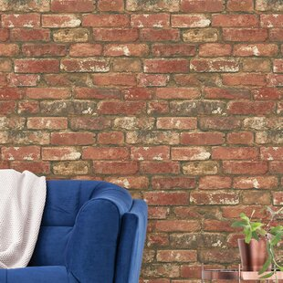 Faux Brick Wall Panels Wayfair