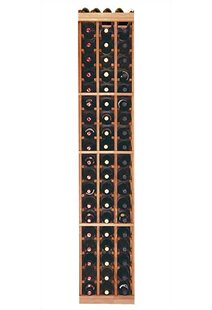 Designer Series 60 Bottle Floor Wine Rack