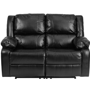 sofa leather cutback contemporary reclining loveseat info style modern