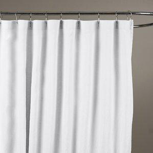 Reva Belgian Linen Shower Curtain