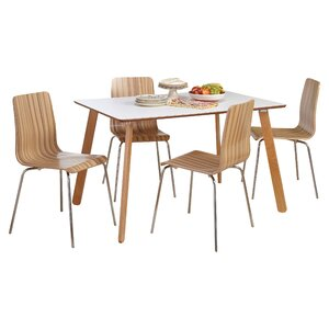 Lucile 5 Piece Dining Set