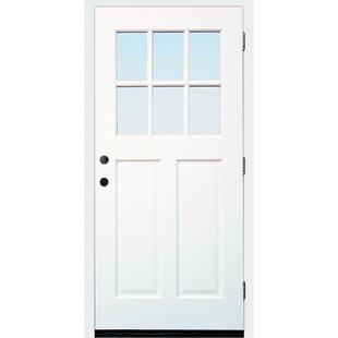 Exterior Wood Screen Doors | Wayfair
