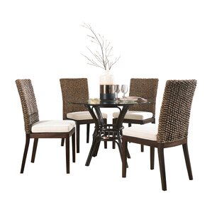 Sanibel 5 Piece Dining Set by Panama Jack Sunroom