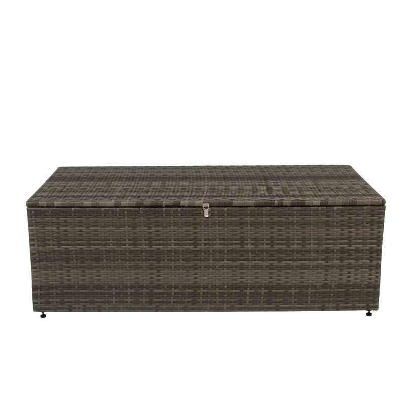 Owen 5 Piece Rattan Sofa Seating Group With Cushions