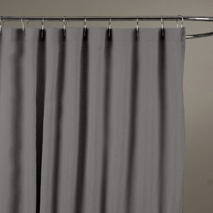 Reva Belgian Linen Shower Curtain