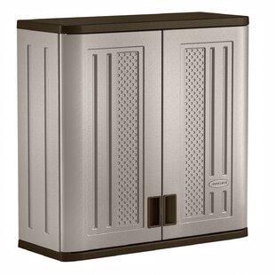 Outdoor Resin Storage Cabinet | Wayfair