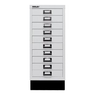 29er 10 Drawer Filing Cabinet ...  sc 1 th 225 & 29er 10 Drawer Filing Cabinet By Bisley | Free Shipping
