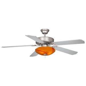 3-Light Bowl Ceiling Fan Light...