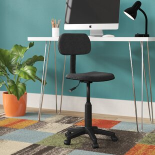 Save & Small Black Desk Chair | Wayfair