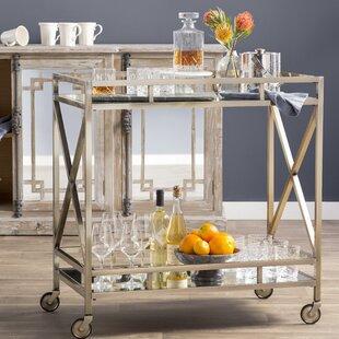 Alexio Bar Cart