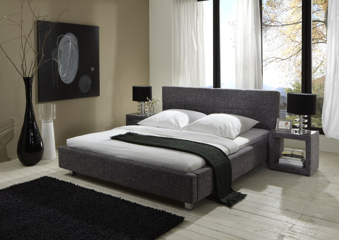 caracella polsterbett lissabon mit matratze bewertungen. Black Bedroom Furniture Sets. Home Design Ideas
