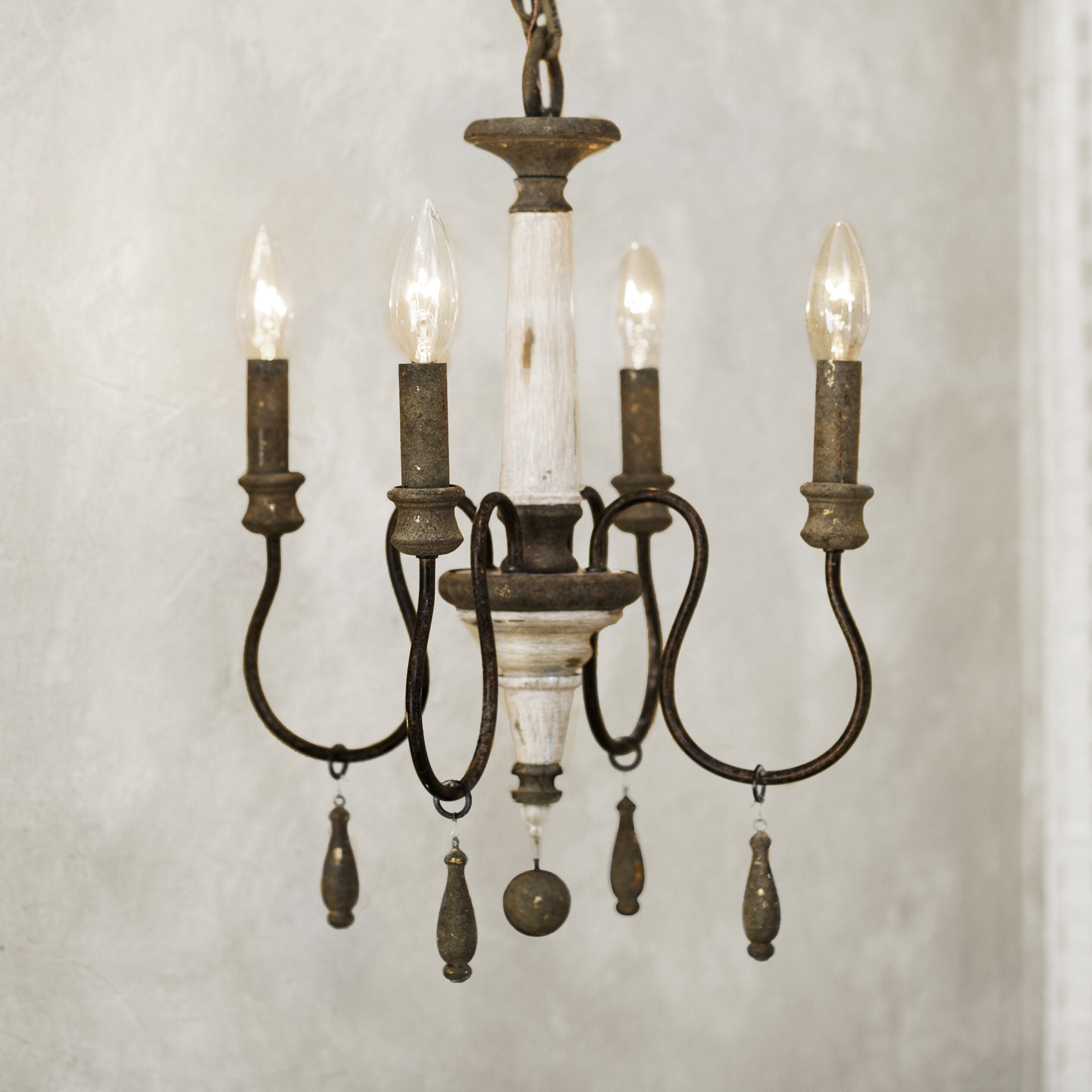 Lark manor armande candle style chandelier reviews wayfair