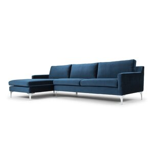 sc 1 st  Wayfair : double chaise sectional couch - Sectionals, Sofas & Couches