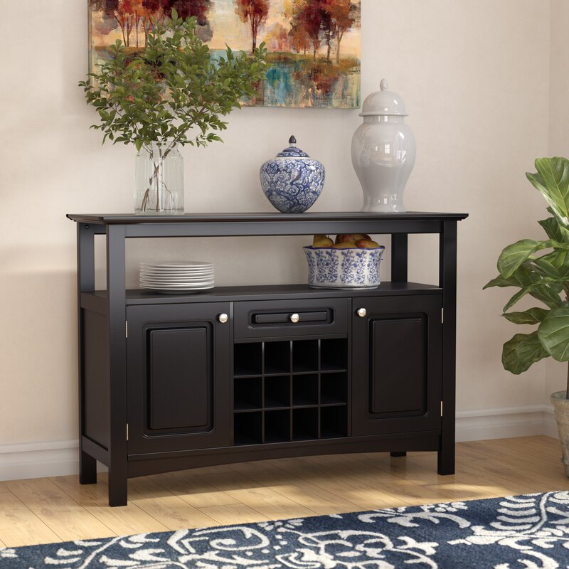 Top Rated Furniture Stores: Andover Mills Highvale Server & Reviews