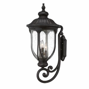 Angie 3-Light Outdoor Sconce