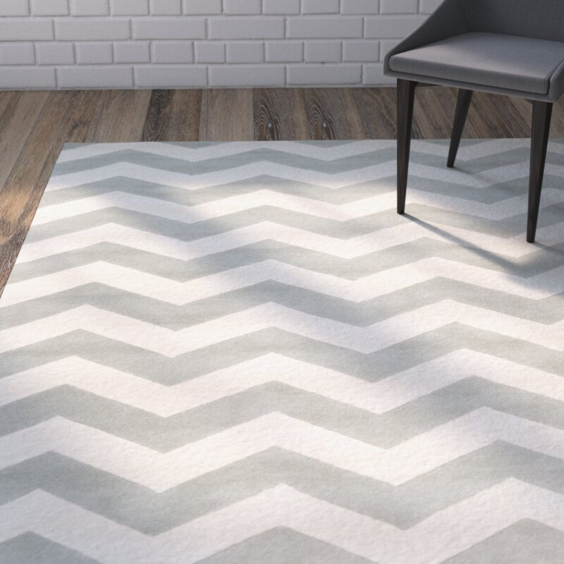Wilkin Chevron Grey Ivory Area RugVarick Gallery Wilkin Chevron Grey Ivory Area Rug   Reviews   Wayfair. Grey Chevron Living Room Rug. Home Design Ideas