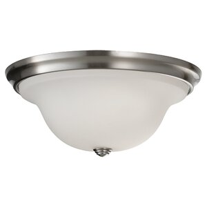 Pearce 2-Light Flush Mount