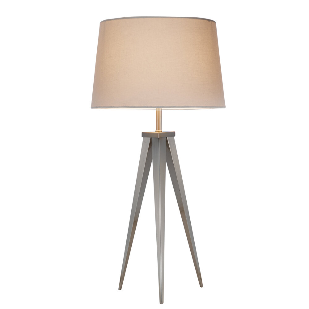 Adesso producer 28 tripod table lamp reviews wayfair aloadofball Image collections