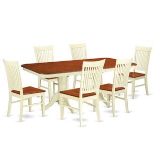Pillsbury 7 Piece Extendable Dining Set