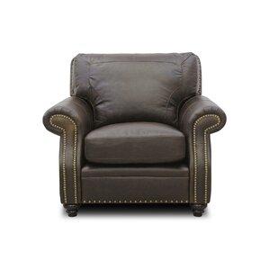 Mason Club Chair by Luke Leather