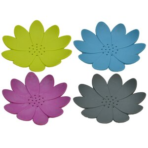 Water Lily Bathroom Soap Dish